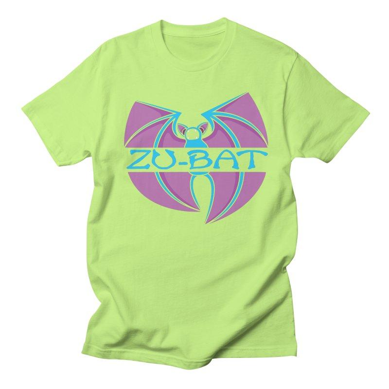 Zu-Bat Women's Unisex T-Shirt by Daletheskater