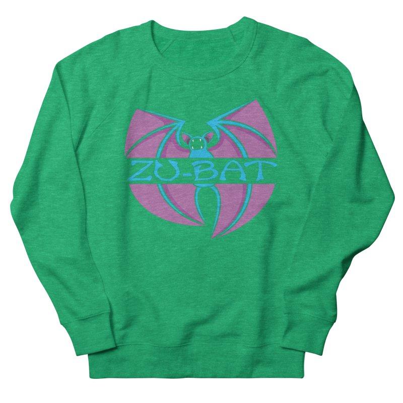 Zu-Bat Men's French Terry Sweatshirt by Daletheskater