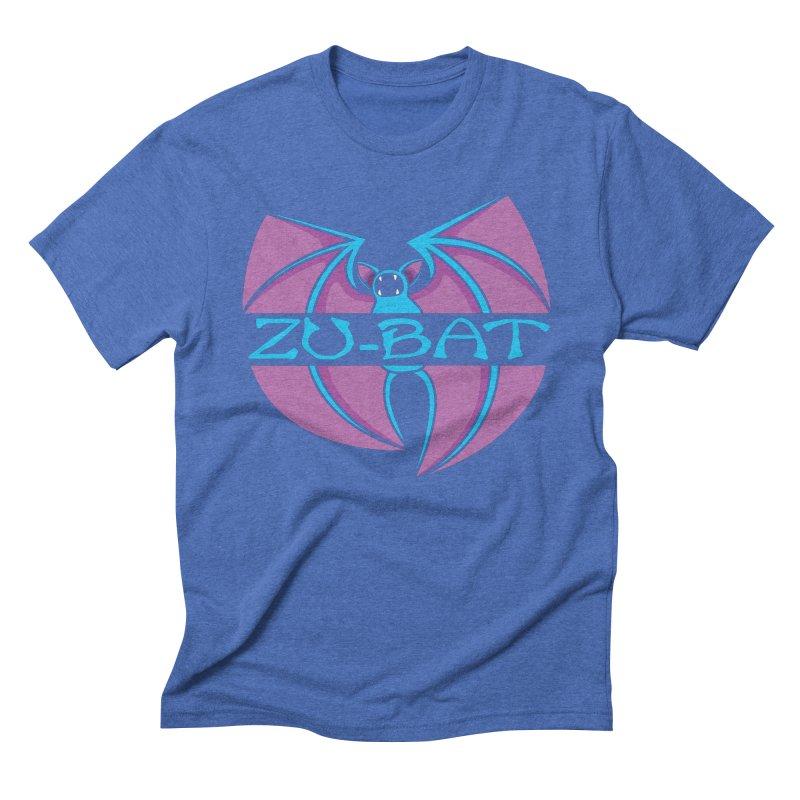 Zu-Bat Men's Triblend T-Shirt by Daletheskater