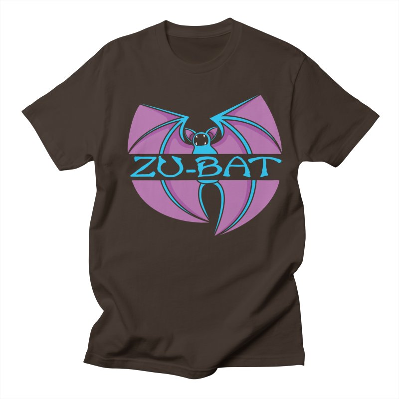 Zu-Bat Men's Regular T-Shirt by Daletheskater