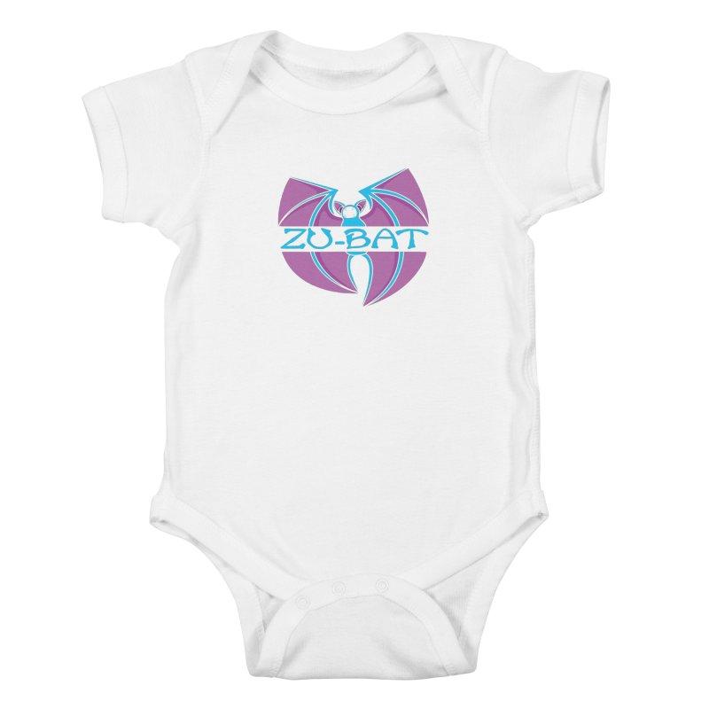 Zu-Bat Kids Baby Bodysuit by Daletheskater