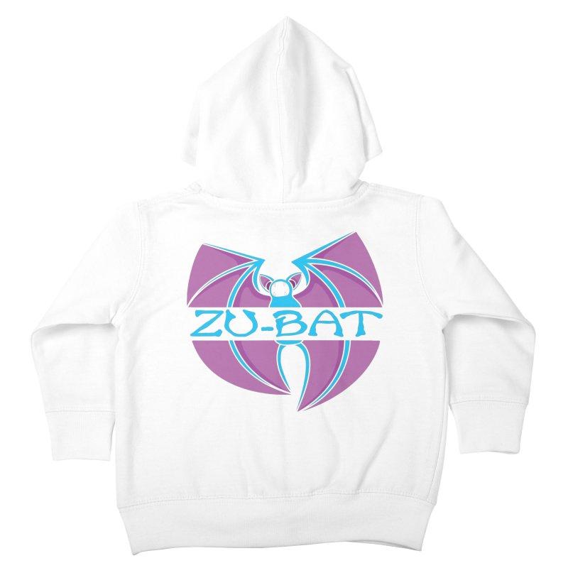 Zu-Bat Kids Toddler Zip-Up Hoody by Daletheskater