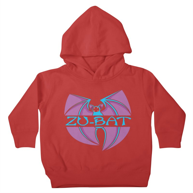 Zu-Bat Kids Toddler Pullover Hoody by Daletheskater