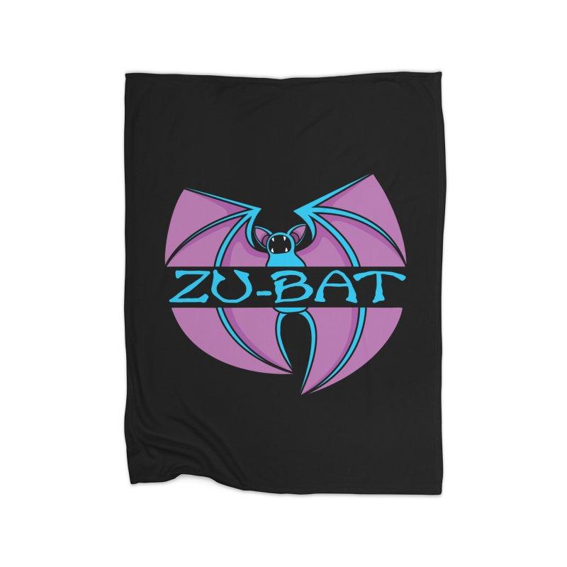 Zu-Bat Home Blanket by Daletheskater