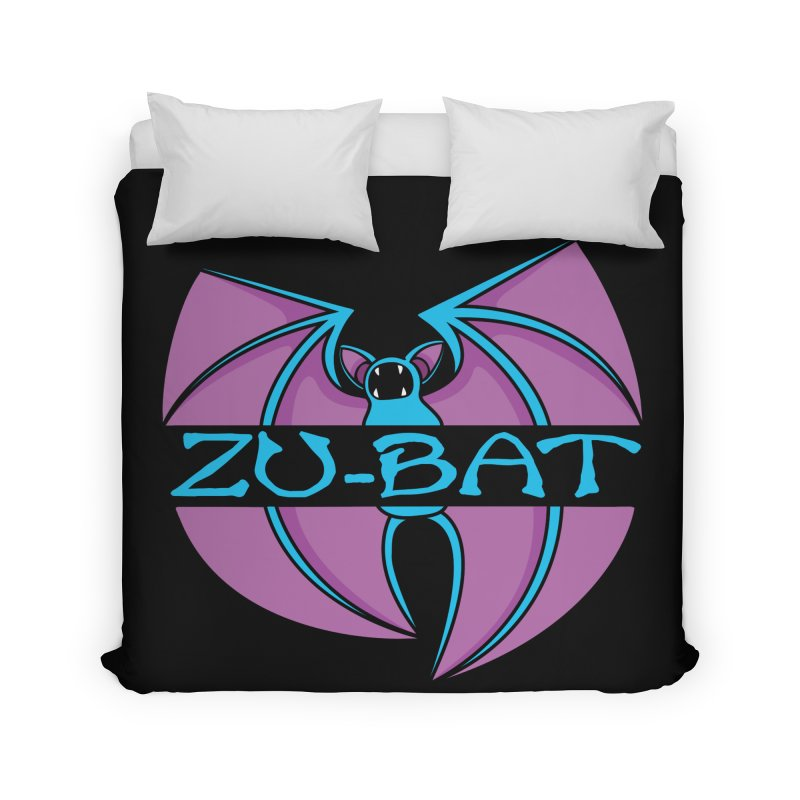 Zu-Bat Home Duvet by Daletheskater