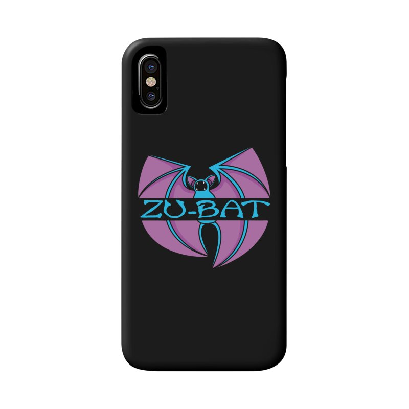 Zu-Bat Accessories Phone Case by Daletheskater
