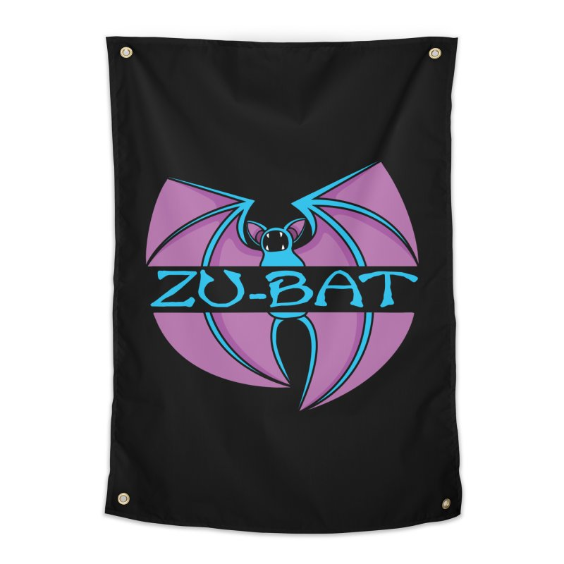 Zu-Bat Home Tapestry by Daletheskater