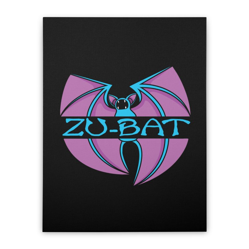 Zu-Bat Home Stretched Canvas by Daletheskater