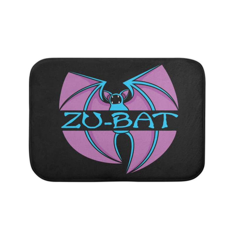 Zu-Bat Home Bath Mat by Daletheskater