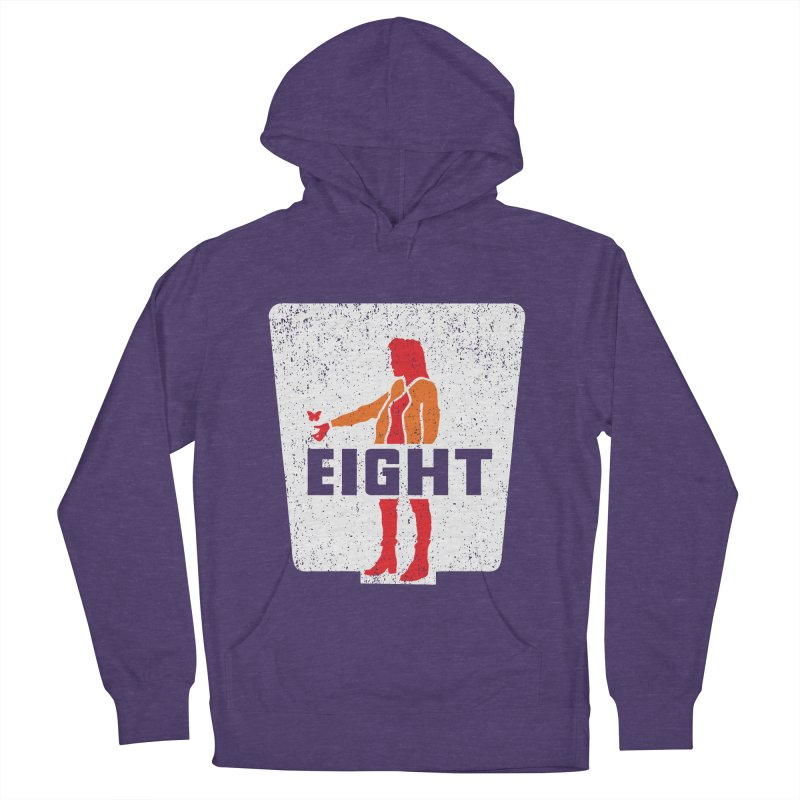 Eight Women's Pullover Hoody by Daletheskater