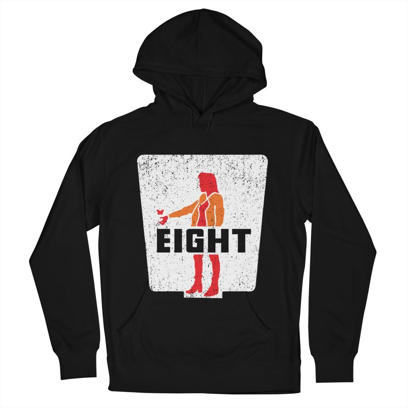 Eight Men's Pullover Hoody by Daletheskater