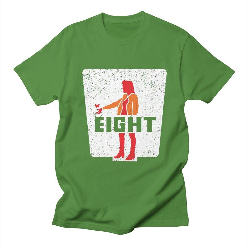 Eight Women's Unisex T-Shirt by Daletheskater