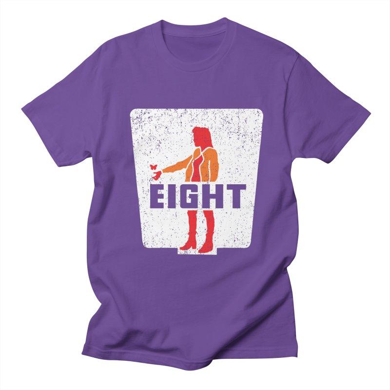 Eight Women's Regular Unisex T-Shirt by Daletheskater