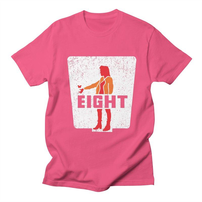 Eight Men's Regular T-Shirt by Daletheskater