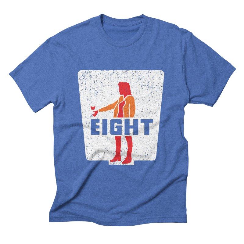Eight Men's Triblend T-Shirt by Daletheskater