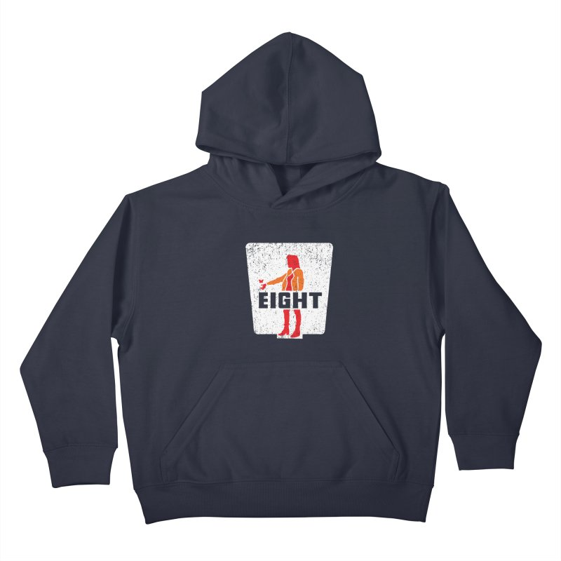 Eight Kids Pullover Hoody by Daletheskater