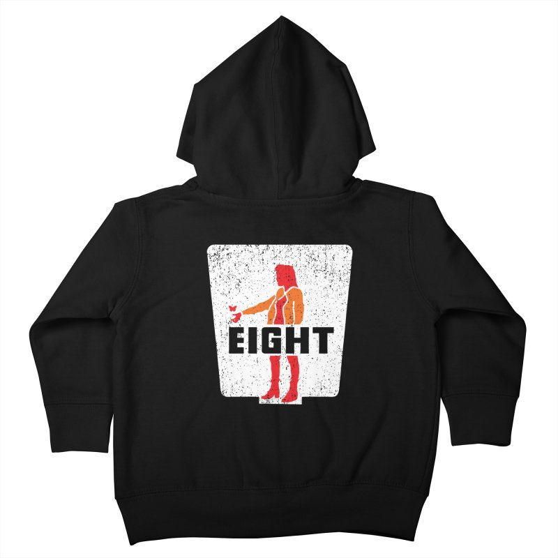 Eight Kids Toddler Zip-Up Hoody by Daletheskater