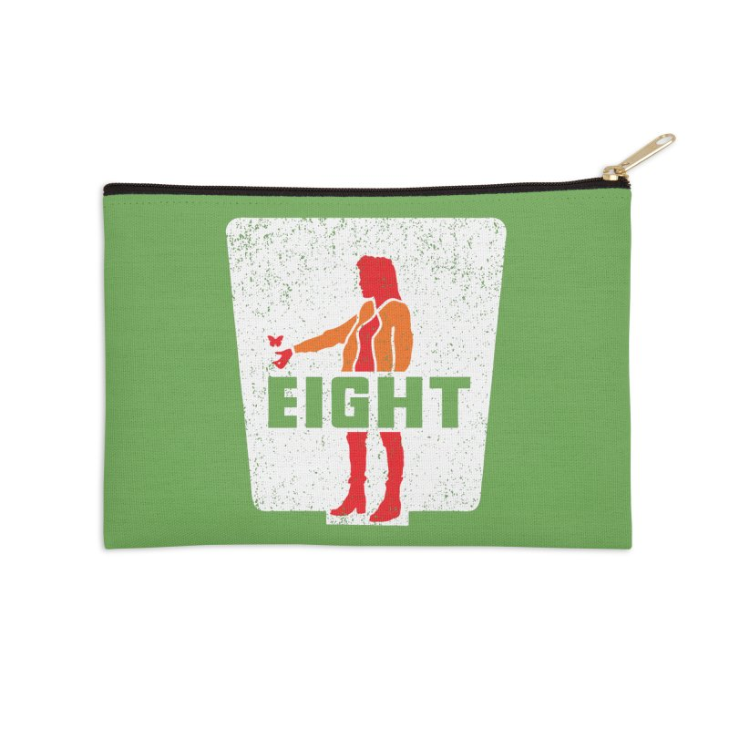 Eight Accessories Zip Pouch by Daletheskater