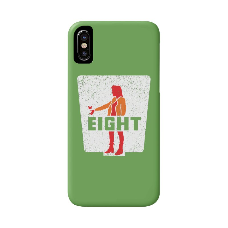 Eight Accessories Phone Case by Daletheskater