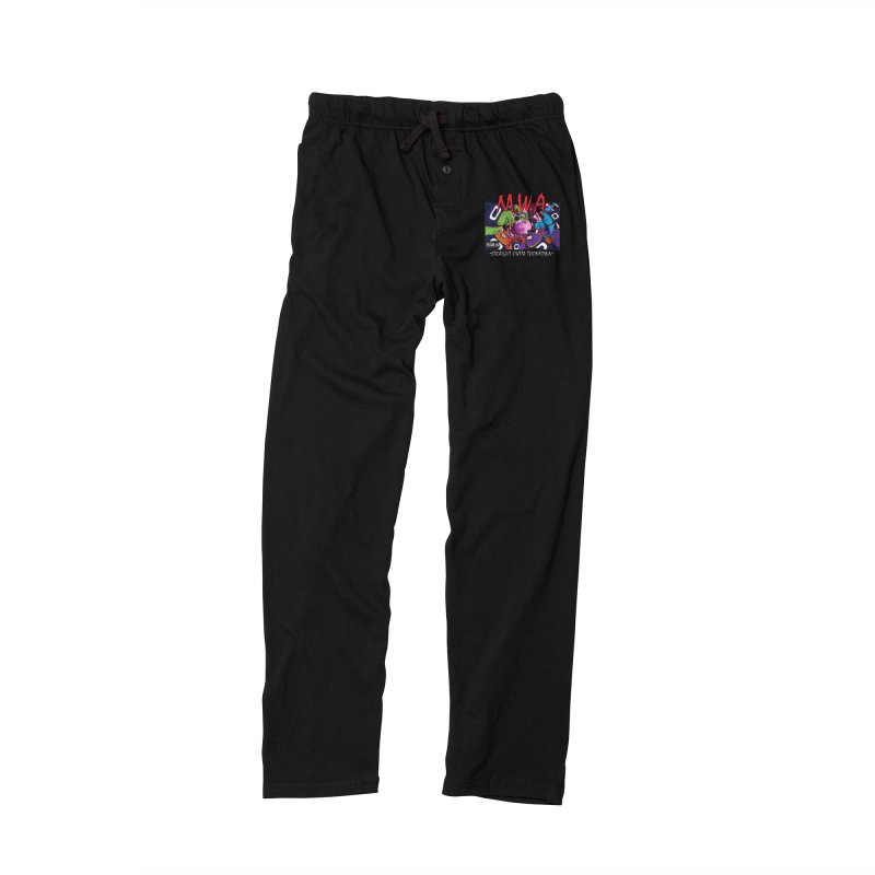 Straight Outta Toontown Men's Lounge Pants by Daletheskater