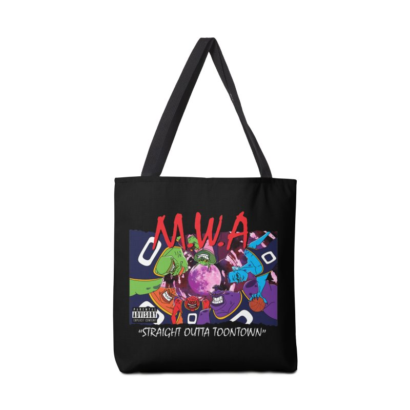 Straight Outta Toontown Accessories Bag by Daletheskater