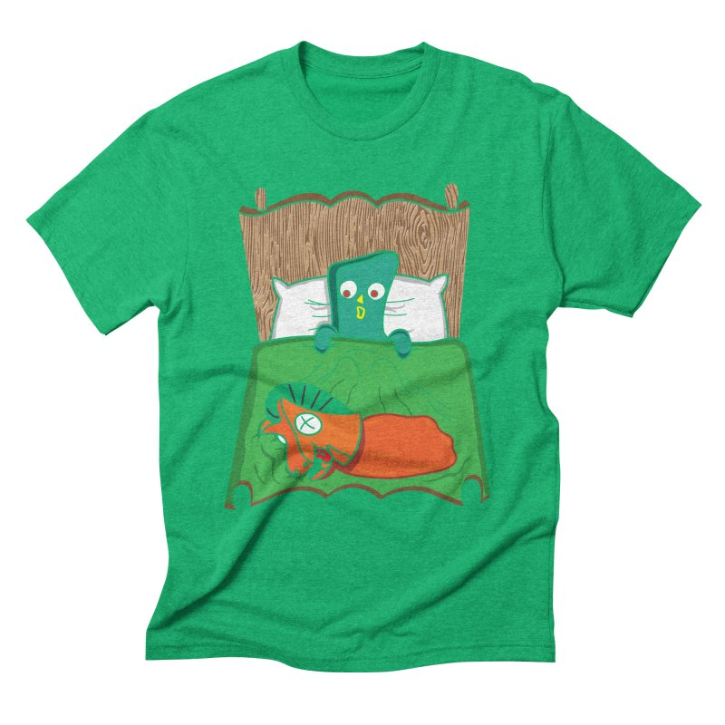 Revenge Men's Triblend T-Shirt by Daletheskater