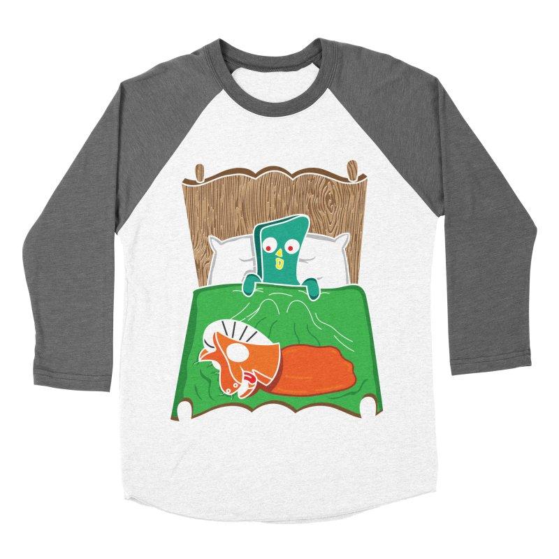 Revenge Men's Baseball Triblend T-Shirt by Daletheskater