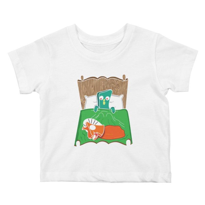 Revenge Kids Baby T-Shirt by Daletheskater