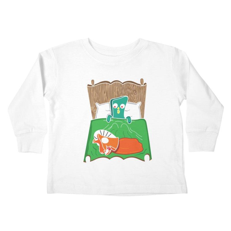 Revenge Kids Toddler Longsleeve T-Shirt by Daletheskater