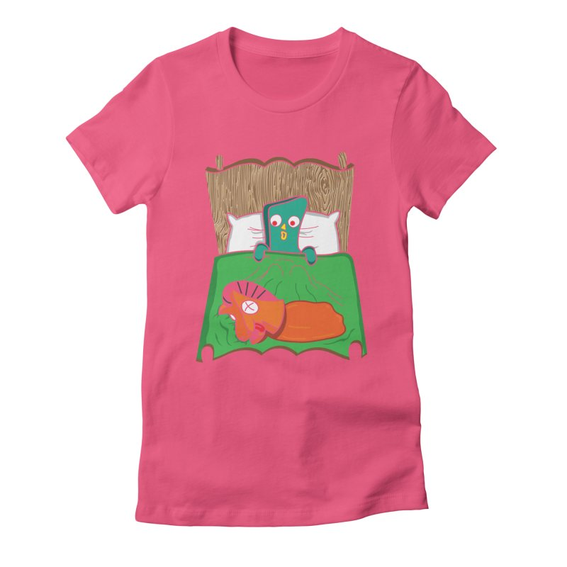Revenge Women's Fitted T-Shirt by Daletheskater
