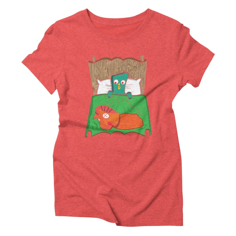 Revenge Women's Triblend T-Shirt by Daletheskater