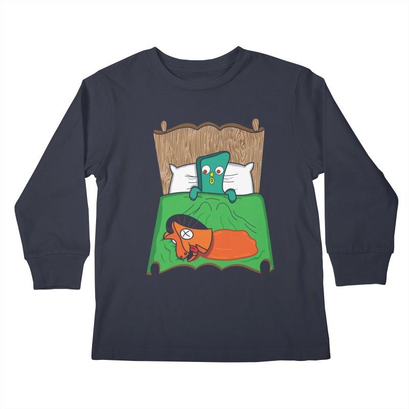 Revenge Kids Longsleeve T-Shirt by Daletheskater