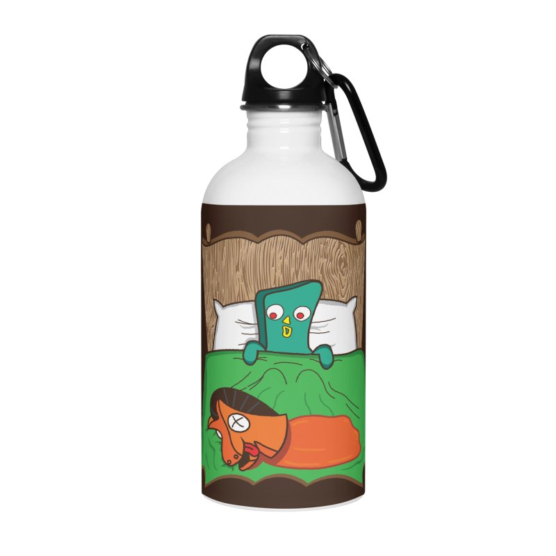Revenge Accessories Water Bottle by Daletheskater