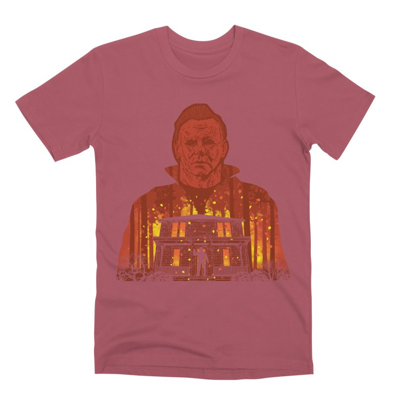 Murderous Revenge Men's Premium T-Shirt by Daletheskater