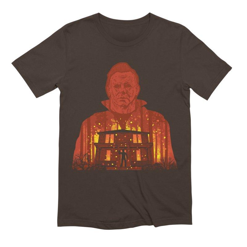 Murderous Revenge Men's Extra Soft T-Shirt by Daletheskater