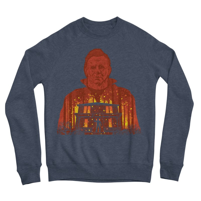 Murderous Revenge Men's Sponge Fleece Sweatshirt by Daletheskater