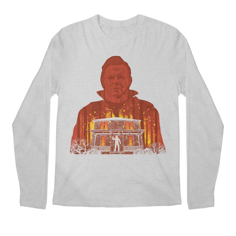 Murderous Revenge Men's Regular Longsleeve T-Shirt by Daletheskater