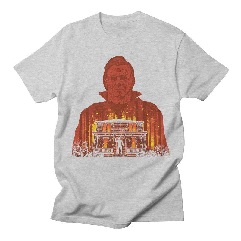 Murderous Revenge Men's Regular T-Shirt by Daletheskater