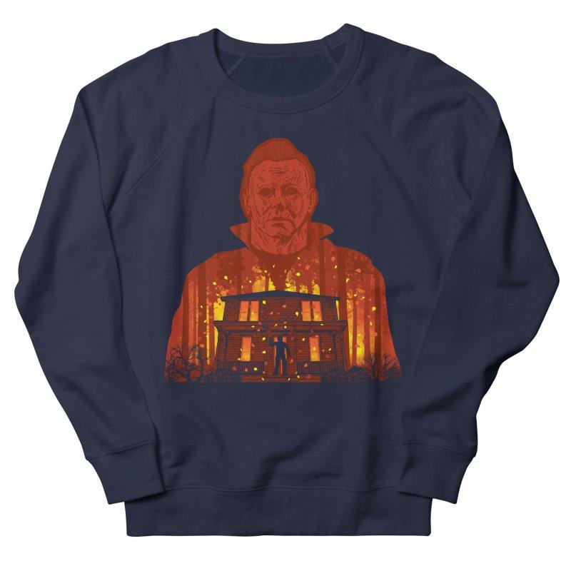 Murderous Revenge Men's French Terry Sweatshirt by Daletheskater
