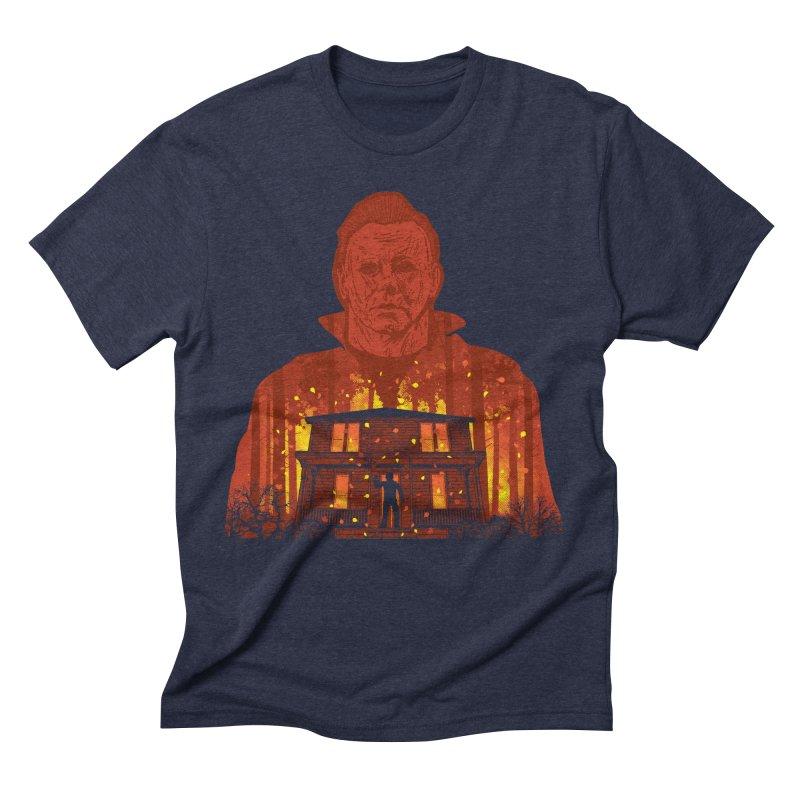 Murderous Revenge Men's Triblend T-Shirt by Daletheskater