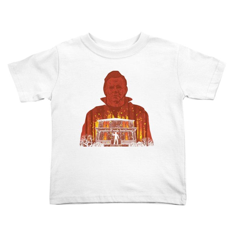 Murderous Revenge Kids Toddler T-Shirt by Daletheskater