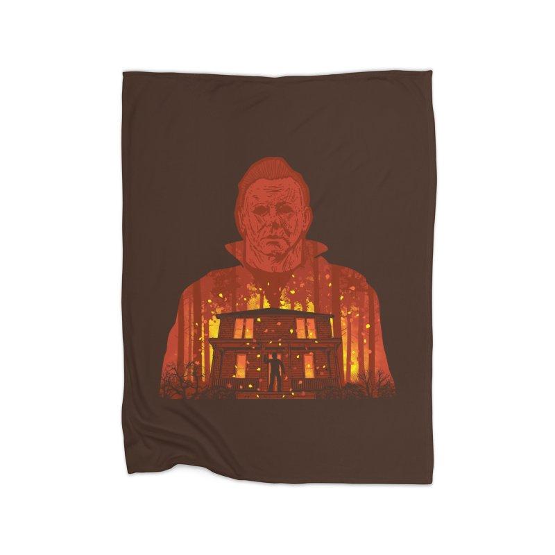 Murderous Revenge Home Blanket by Daletheskater