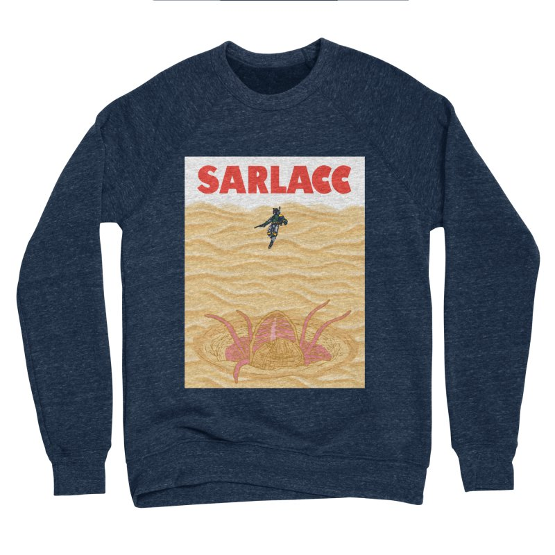 Sarlacc Men's Sponge Fleece Sweatshirt by Daletheskater