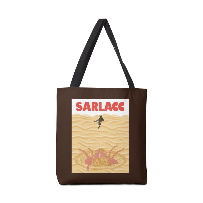 Sarlacc Accessories Bag by Daletheskater