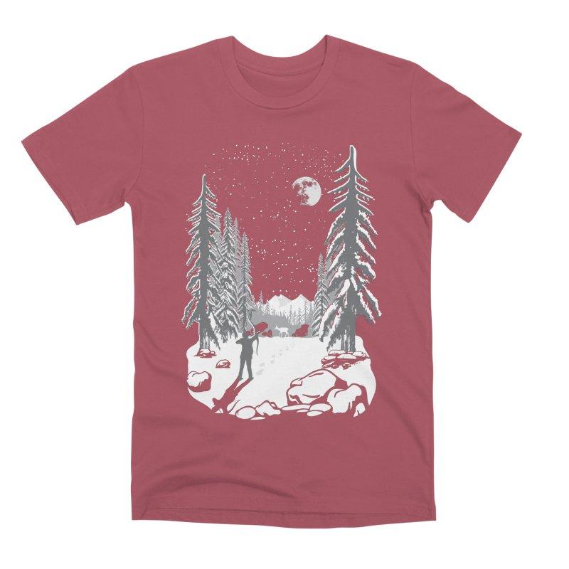 Ellie's Hunt Men's Premium T-Shirt by Daletheskater