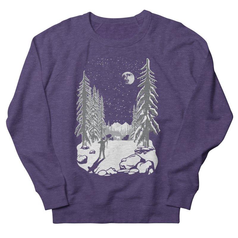 Ellie's Hunt Men's French Terry Sweatshirt by Daletheskater