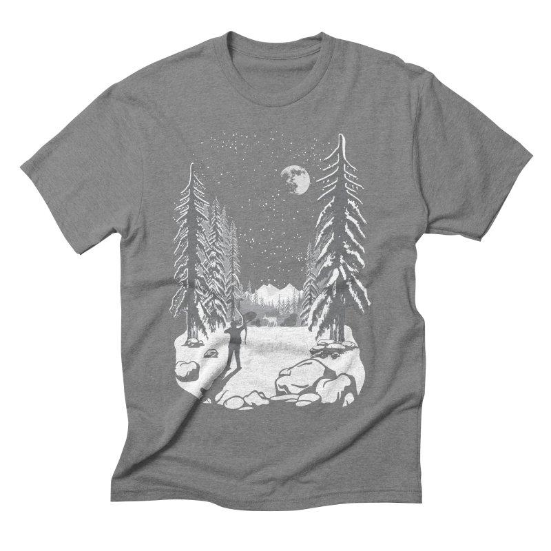 Ellie's Hunt Men's Triblend T-Shirt by Daletheskater