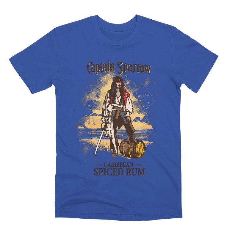 Captain Sparrow Men's Premium T-Shirt by Daletheskater