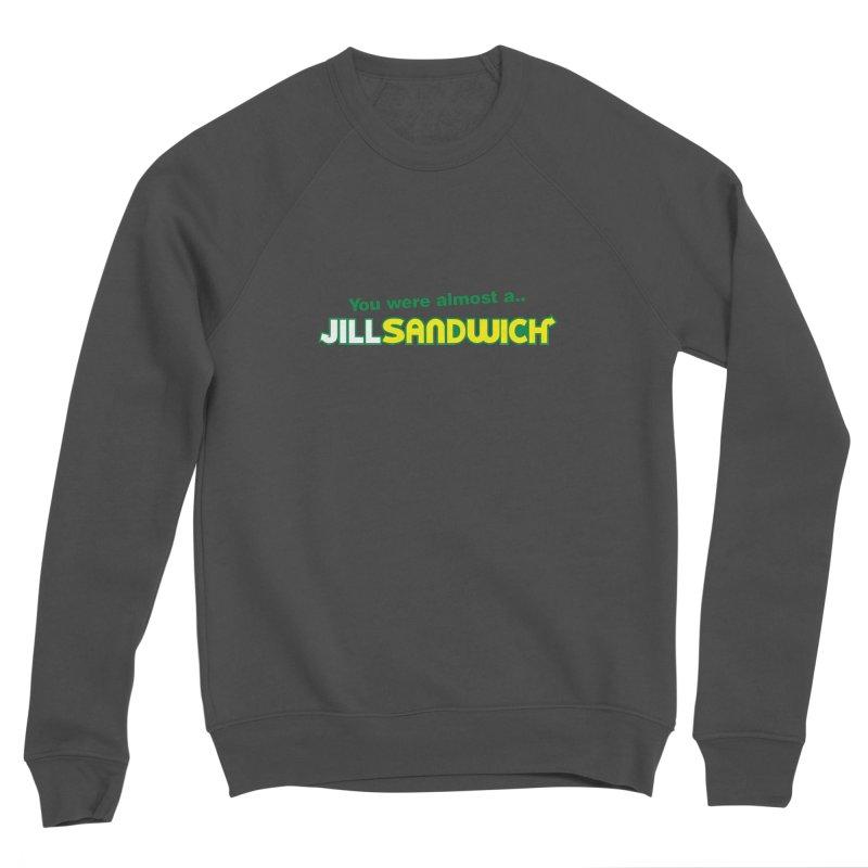 Jill Sandwich Men's Sponge Fleece Sweatshirt by Daletheskater