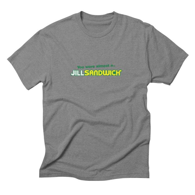 Jill Sandwich Men's Triblend T-Shirt by Daletheskater